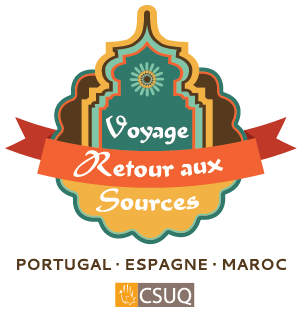 Logo: Voyage Retour aux source